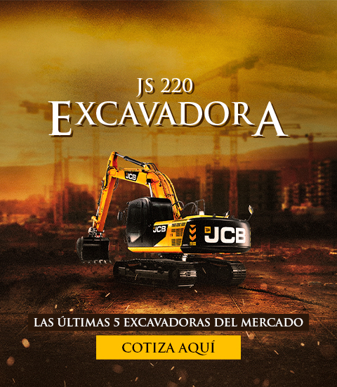 Ultimas excavadoras JS220